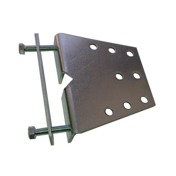 Pyramis Stabilisierungsplatte für Armaturen