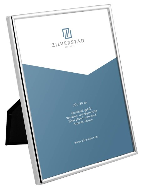 Zilverstad Bilderrahmen Sweet Memory versilbert L 20 cm H 30 cm - Art.-Nr. 6149650