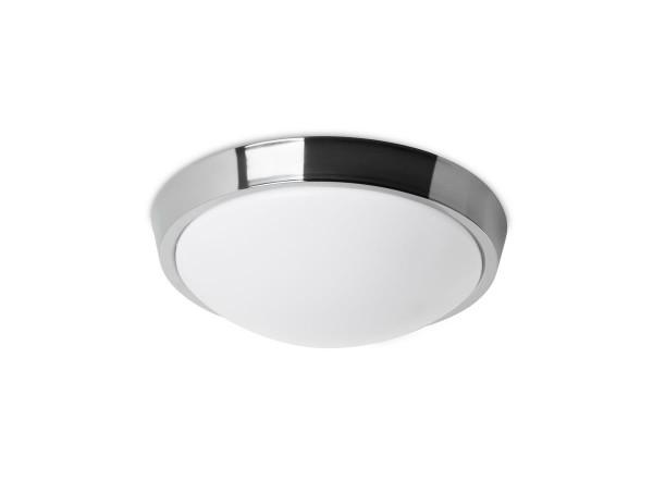 LED Deckenleuchte Bubble Ø 300 mm chrom