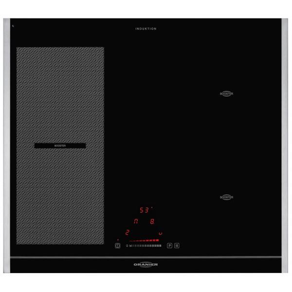 Oranier Flex Induktionskochfeld Flexzonen KXI 2062 & Seitenleisten
