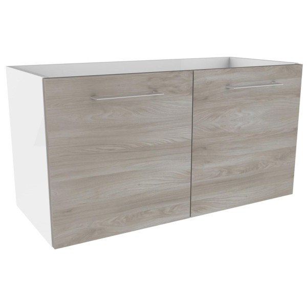Fackelmann 84722 Waschtisch Unterschrank Lima 80 cm weiß