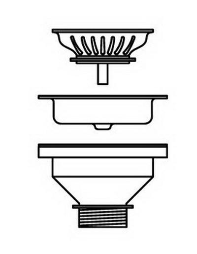 Pyramis Siebkorbventil 92 mm