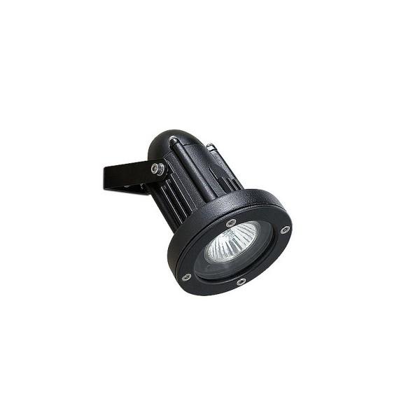 Strahler Helio Ø 10 mm schwarz