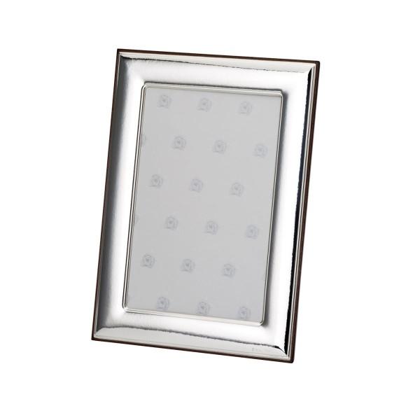 H.Bauer jun. Fotorahmen x 9 cm glatt poliert Höhe 13 cm - Art.-Nr. 30033
