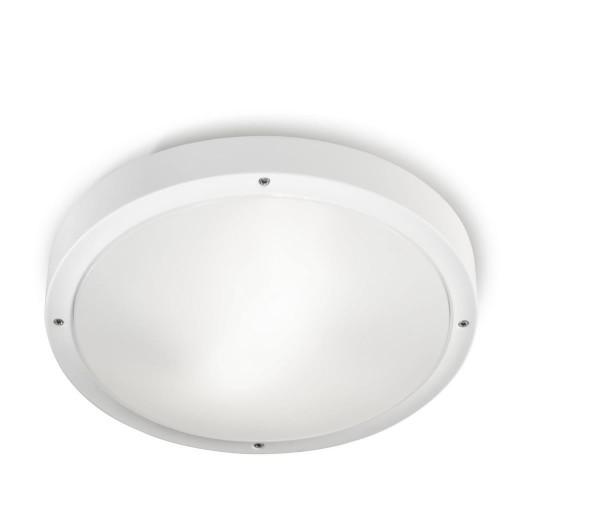 Deckenleuchte Opal Ø 30 mm weiss