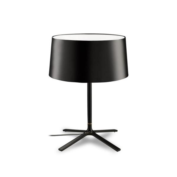 Tischleuchte Hall Ø 440 mm matt schwarz