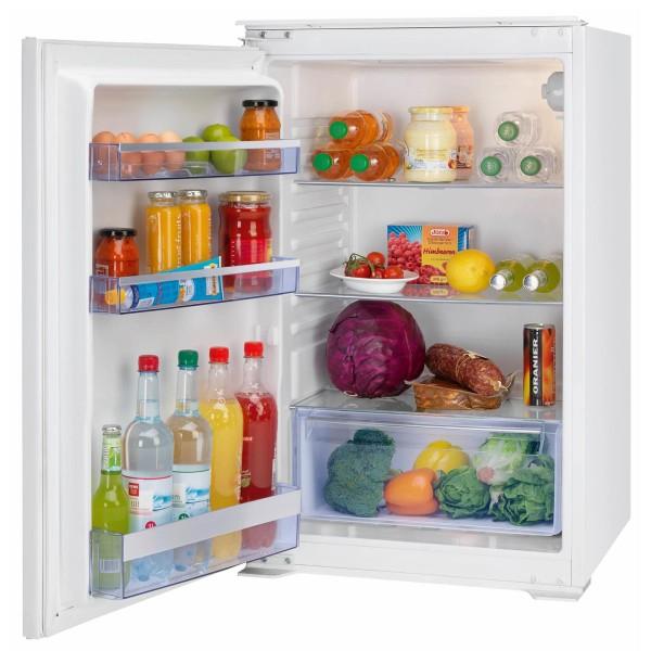 Oranier kleiner weißer Einbau Kühlschrank 87.5 cm EKS 2901