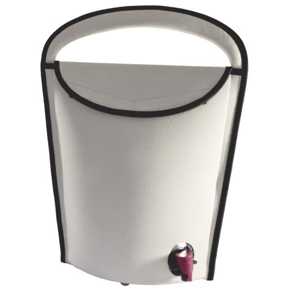 kleiner tragbarer Weinkühler 3.0 Liter für unterwegs
