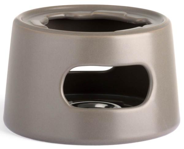 Bredemeijer Teewärmer Lund grau Keramik Steingut - Art.-Nr. LD014WG