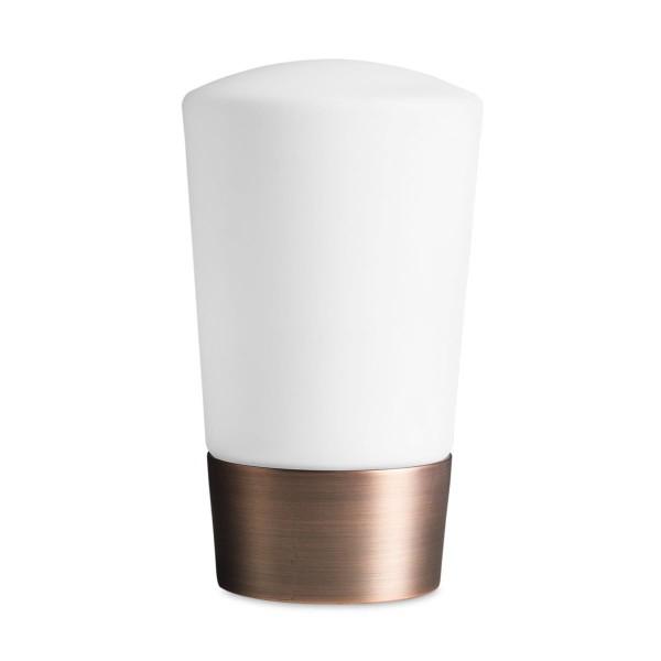 LED Tischleuchte Next Ø 113 mm kupfer matt