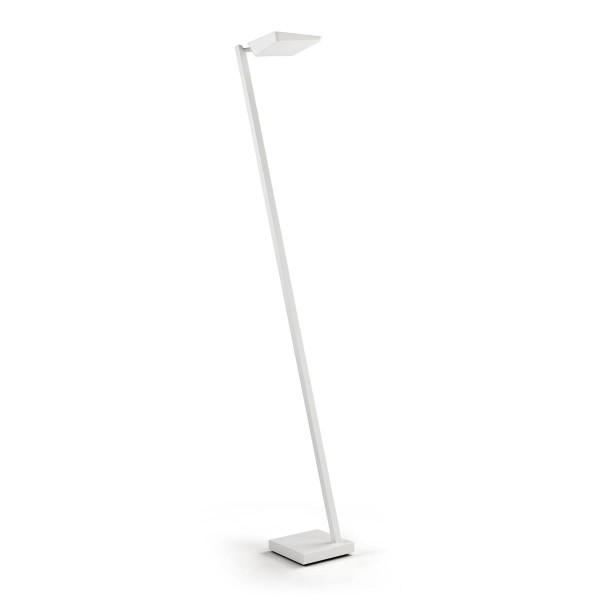 LED Stehleuchte Ace matt weiss