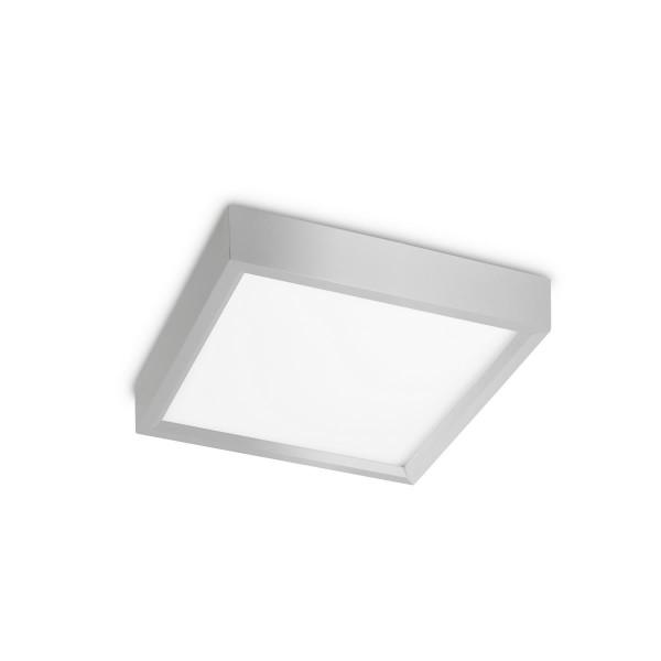 LED Deckenleuchte Net nickel lackiert