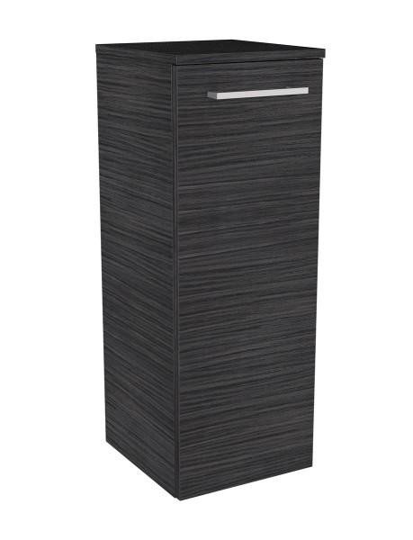 Fackelmann 80132 Midischrank Lino 30 cm dunkle Eiche links