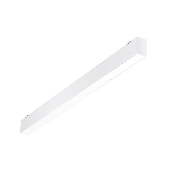 LED Deckenleuchte Infinite Led aluminium weiss