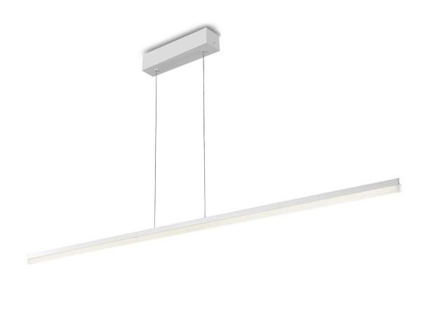 LED Pendelleuchte Circ matt weiss