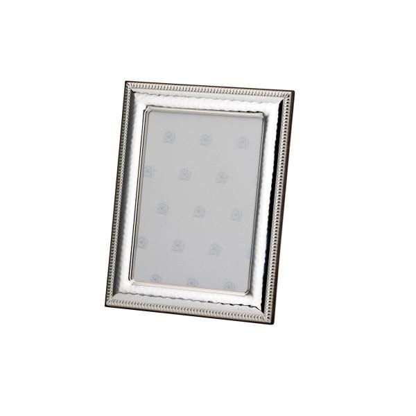 H.Bauer jun. Fotorahmen x 6 cm Perlenoptik Höhe 9 cm - Art.-Nr. 30044 kleiner
