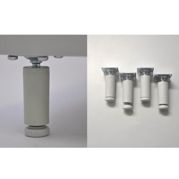 Standfüße für Standvitrine IV6042 - Art.-Nr. IV6042-Füsse