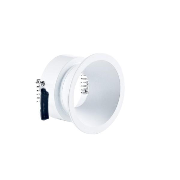 Einbauleuchte Mini Play Ø 45 mm weiss