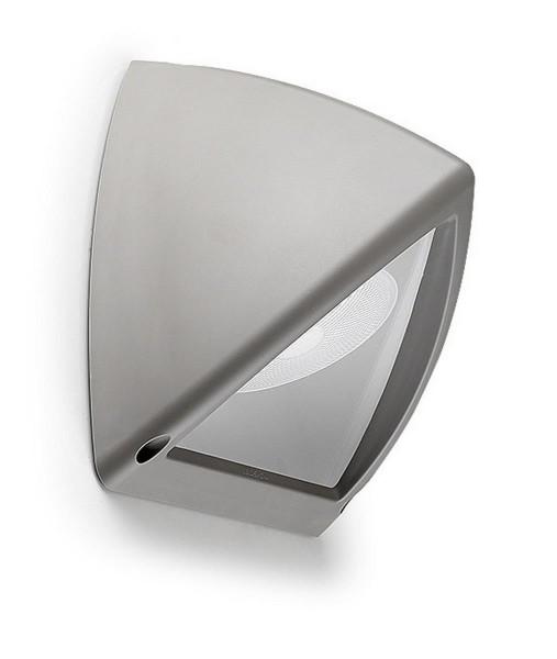 Wandleuchte Piramid grau