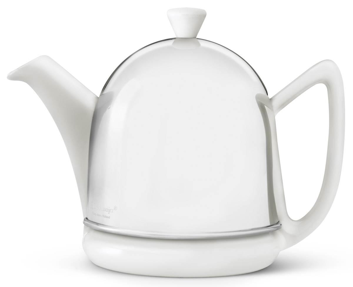 moderne teekanne 0 6 liter keramik bredemeijer mm comsale. Black Bedroom Furniture Sets. Home Design Ideas