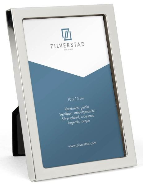 Zilverstad Bilderrahmen Madeira versilbert lackiert L 10 cm H 15 cm - Art.-Nr. 8034231