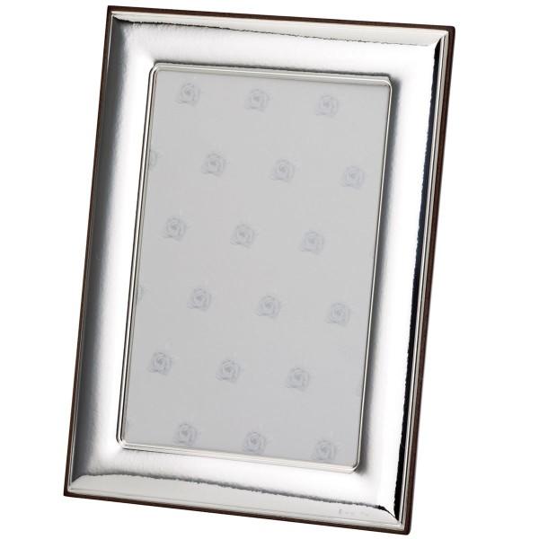 H.Bauer jun. Fotorahmen x 18 cm glatt poliert Höhe 24 cm - Art.-Nr. 30037 hochwertiger