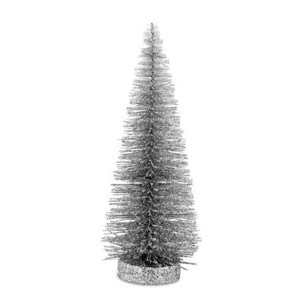 H.Bauer jun. Glitzerbaum Deko 10 cm Höhe 25 cm - Art.-Nr. 5274