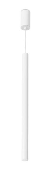 LED Pendelleuchte Stylus Ø oben= 55, unten= 30 mm matt weiss