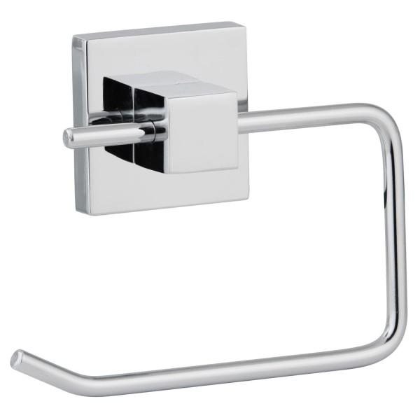 Fackelmann 86750 Toilettenpapier-Halter Mare verchromt glänzende Oberfläche