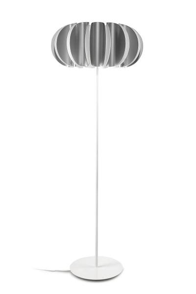 Stehleuchte Blomma Ø 560 mm aluminium
