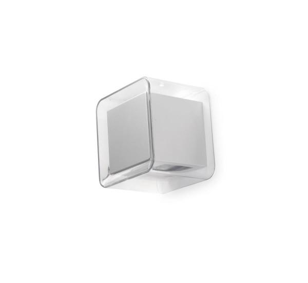 LED Wandleuchte Ledbox Ø 16 mm