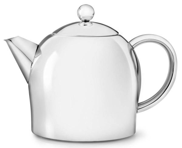 Bredemeijer Teekanne 0,5 L Minuet Santhee Edelstahl doppelwandig - Art.-Nr. 5304MS - Bild 1