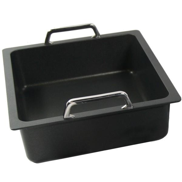 AMT hoher GN Behälter 2/3 Gastrobehälter mit Griffe 103733G - Art.-Nr. 103733G