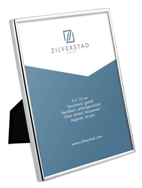 Zilverstad Bilderrahmen Sweet Memory versilbert anlaufgeschützt matt L 9 cm H 13 cm - Art.-Nr. 7999010