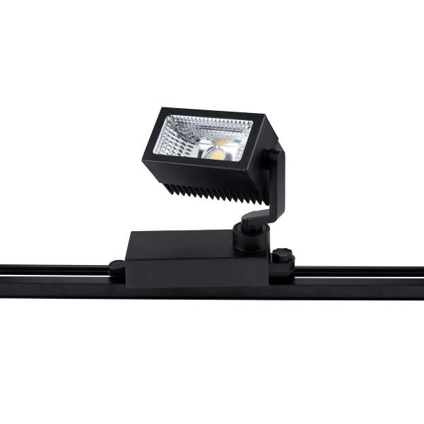 LED Strahler Action Wall Washer schwarz