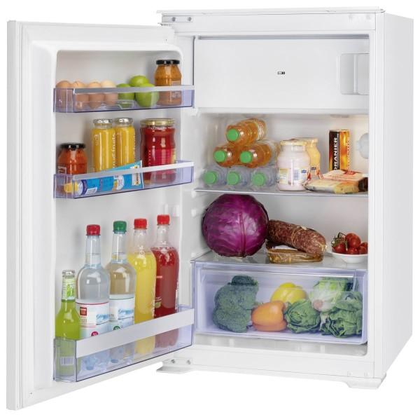 Oranier Einbau Kühlschrank & Gefrierfach EKS 2902 weiß 54 cm