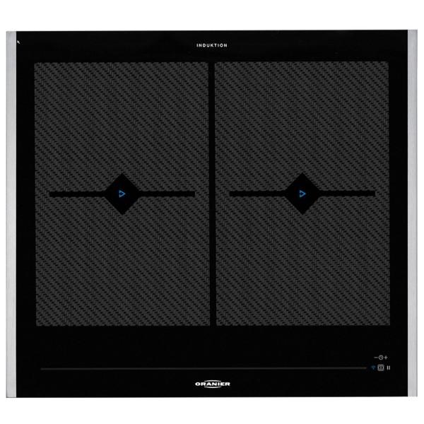 Oranier Flächeninduktion Kochfeld FLI 2068 be cook & Seitenleisten 60 cm