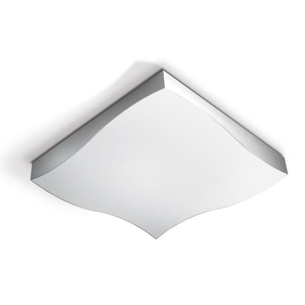 LED Deckenleuchte Ona Aluminium eloxiert