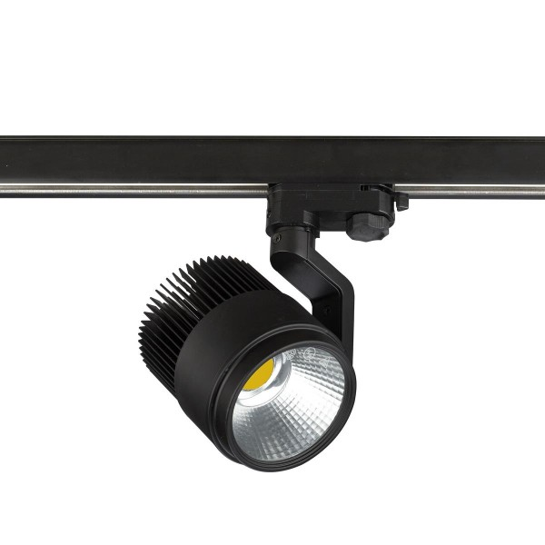 LED Strahler Action Ø 100,5 mm schwarz