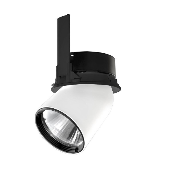 LED Strahler Bond Ø 144 mm weiss