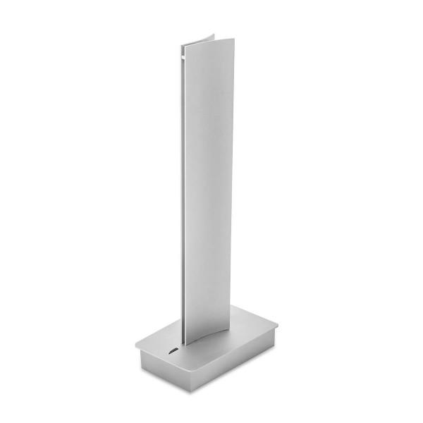 LED Tischleuchte Bravo grau