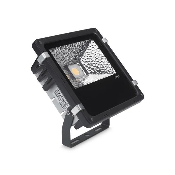 LED Strahler Proy schwarz eloxiert