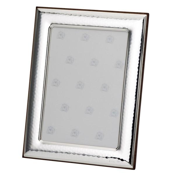 H.Bauer jun. Fotorahmen x 15 cm gehämmert Höhe 20 cm - Art.-Nr. 30042 hochwertiger