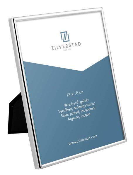Zilverstad Bilderrahmen Sweet Memory versilbert anlaufgeschützt matt L 13 cm H 18 cm - Art.-Nr. 7999012