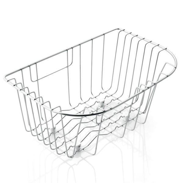 Pyramis Geschirrkorb für Spüle Titan 36 cm