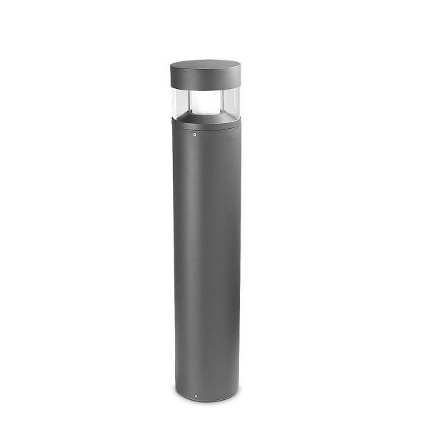 Pollerleuchte Newton Ø 20 mm anthrazit