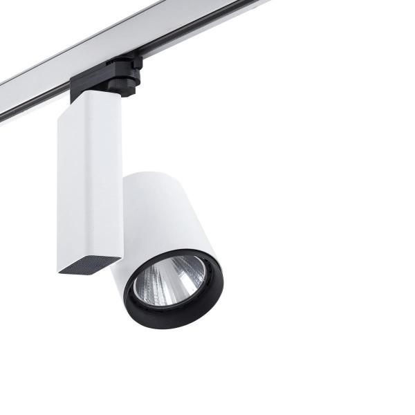 LED Strahler Mach3 Medium Ø 96 mm weiss