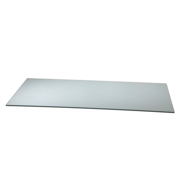 Glasboden mit Halter für Standvitrine C515M