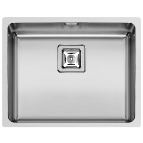 Pyramis Küchenspüle Lume 54 cm 1 Becken (flächenbündig)