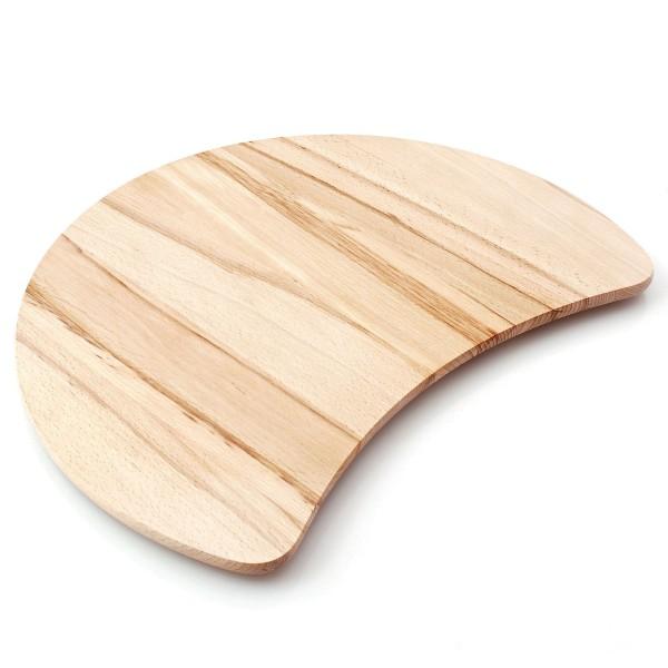 Pyramis Holzschneidbrett  Ø 38,5 cm (für Rundbecken mit einer Größe von Ø 38,5 cm)